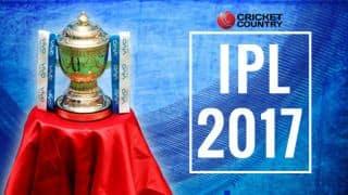 IPL Media Advisory – Thursday 6th April, 2017