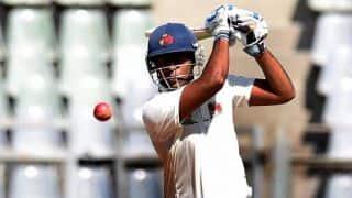 Suryakumar Yadav scores double hundred in Buchi Babu Trophy