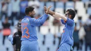 Kuldeep Yadav, Yuzvendra Chahal trap South Africa in spin; India need 119 runs to win 2nd ODI