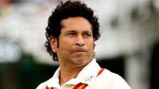 Tendulkar congratulates Rohit Sharma for double ton