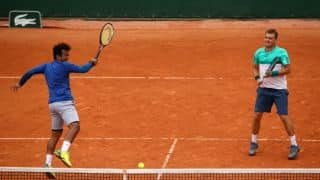 French Open 2016: Leander Paes, Rohan Boppana knocked out of men's doubles