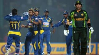 Pakistan vs Sri Lanka, Asia Cup 2014 Match 1 at Fatullah