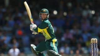 Australia vs South Africa 4th ODI: Matthew Wade gets 5th ODI fifty