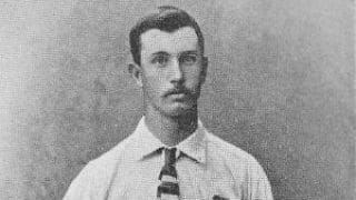 William Bruce: First left-handed batsman to play for Australia