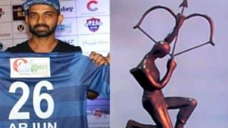 अजिंक्य रहाणे के अलावा 48 अन्य क्रिकेटर्स जिन्हें अर्जुन अवॉर्ड से सम्मानित किया गया
