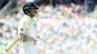 The Ashes 2017-18, 3rd Test, Day 4: England lose 3 wickets before tea; trail by 188