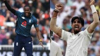 Cricket World Cup 2019: Ishant Sharma reminds me of myself, says Jofra Archer as he gears up for World Cup