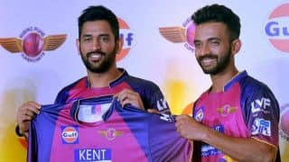 IPL 2016: Rising Pune Supergiants skipper MS Dhoni happy with team's performance