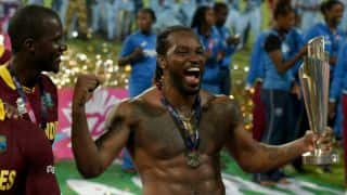 Chris Gayle is one of West Indies cricketing heroes: Darren Sammy