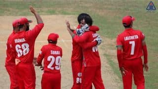 Asia Cup Qualifiers: Oman beat Nepal by seven wickets