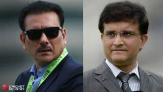 Sourav Ganguly on not being on Ravi Shastri's list: He did not watch me play