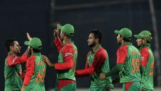 Bangladesh vs Pakistan 2015: 1st ODI at Mirpur, Dhaka