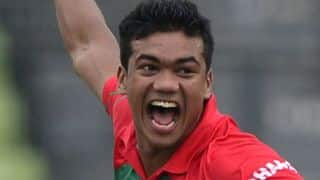 India vs Bangladesh 2014: Taskin Ahmed arrives, and how!