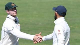 Steve Smith replaces Virat Kohli as top-ranked Test batsman