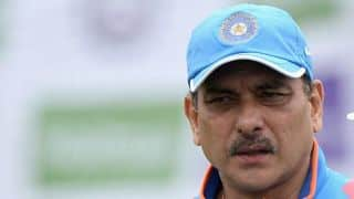 Shastri to continue as Director of Cricket till World Cup