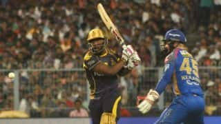Russell speaks about his approach while batting, after KKR's win over RR