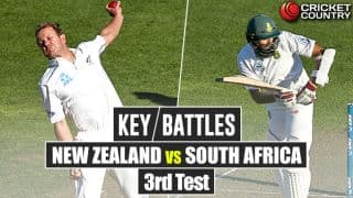 NZ vs SA, 3rd Test: Williamson vs pacers, Amla vs Wagner and other key battles