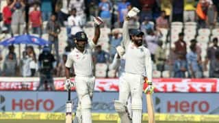 IND vs BAN, Hyderabad Test, statistical highlights: Batsmen have two field days