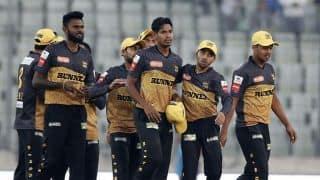 Rajshahi Kings beat Rangpur Riders by five runs