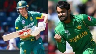 Mohammad Hafeez replace AB de Villiers in T20 Blast for Middlesex