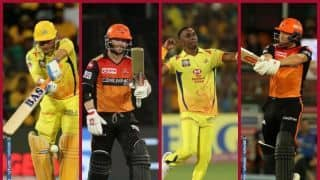 Today's Best Pick 11 for Dream11, My Team11 and Dotball – Here are the best pick for today's match between CSK and SRH at 8pm
