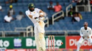 Misbah becomes 7th Pakistan batsman to complete 5,000 Test runs