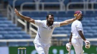After West Indies tour, Mohammed Shami in touch with his lawyer from US; to be back in India on September 12
