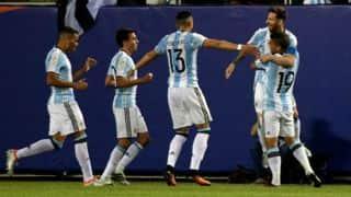 ARG 3-0 BOL FT | Live Football Score, Argentina vs Bolivia, Copa America Centenario 2016, Match 24 at Seattle