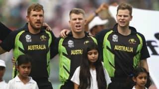 David Warner would do an amazing job as Australia captain, says Aaron Finch