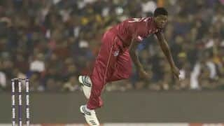 Hayden Walsh Keeps Nerves as West Indies Clinch Series Against Ireland