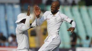 West indies register biggest test win at Bridgetown over England