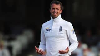 The Ashes 2017-18: Graeme Swann unhappy over Mason Crane's no-ball