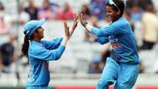 Deepti Sharma becomes first Indian to bowl three maiden overs in a T20I