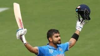 Virat Kohli scores smart hundred against Australia in 3rd ODI at Melbourne