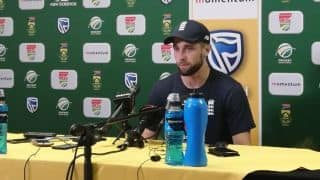 Partnership between de Kock, Bavuma cost us the game: Chris Woakes
