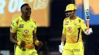 धोनी-ब्रावो ने चेन्नई को दिलाई रोमांचक जीत, राजस्थान को 8 रन से हराया