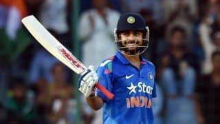 Virat Kohli smashes 26th ton during India vs New Zealand 3rd ODI at Mohali