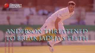 James Anderson admits to swearing Ravindra Jadeja during India-England 1st Test at Trent Bridge