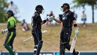 Martin Guptill blasts 83*, New Zealand thrash Pakistan by 8 wickets in 2nd ODI