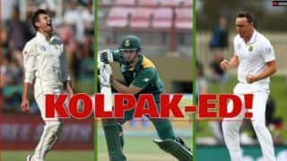 Kolpak Deat turn out to be a biggest threat to South African cricket