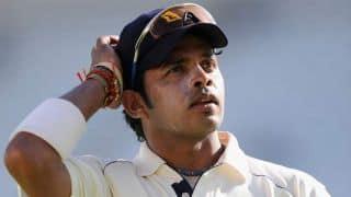 VIDEO: पेसर श्रीसंत ने नेेट्स पर की वापसी, इस दिग्गज बल्लेबाज को किया बोल्ड