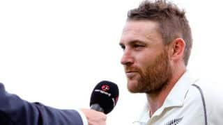 Brendon McCullum keen to provide evidence in the match-fixing case