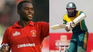 Zimababwe hope for repeat of heroics against Australia in finalist decider match against South Africa