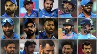 Dinesh Karthik, Ravindra Jadeja in; Ambati Rayudu, Rishabh Pant out of India's World Cup squad