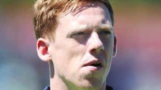 Joe Burns scores 69 in debut in one-off ODI against Ireland at Belfast
