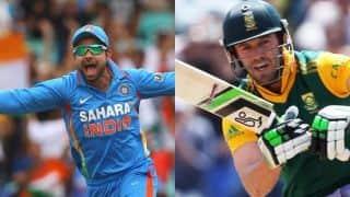 मैच के पहले विराट कोहली और एबी डीविलियर्स ने की एक- दूसरे की जमकर तारीफ, आखिर क्या है माजरा?