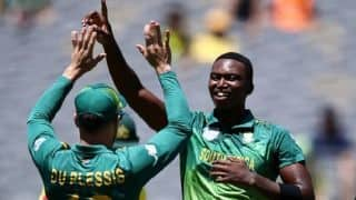 Cricket World Cup 2019: Lungi Ngidi eyes vengeance against India at World Cup