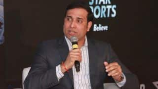Laxman urges BCCI to groom Indian coaches