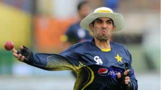 Misbah-ul-Haq to decide on future before West Indies tour