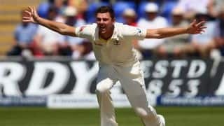 Ashes 2015: Josh Hazlewood to miss final Test at Oval